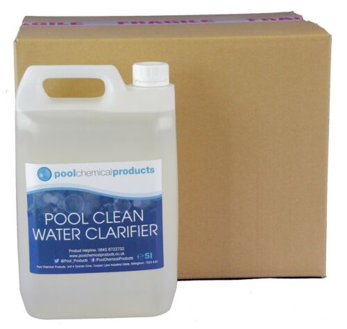 Pool Clean Water Clarifier 20l Flocculent Pools Spa Hot Tub | eBay