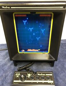 Vectrex Arcade Video Game Console Model 3000 W/Pause Button 90day Warranty  | eBay