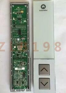 Details about ONE USED Schindler Elevator External Call Panel ID NR 59324318