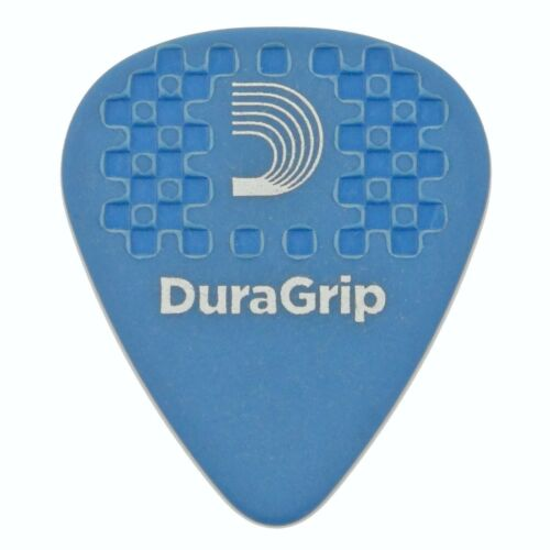 10-Pack Duragrip Guitar Picks 1.0mm Medium Heavy D/'Addario Planet Waves