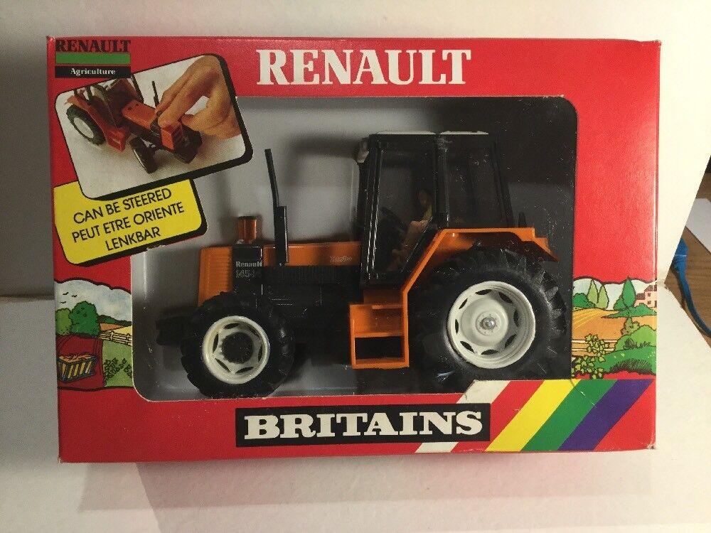 Jahr Britains Tractor 9518 Renault Tractor Very Near Mint, Original Box