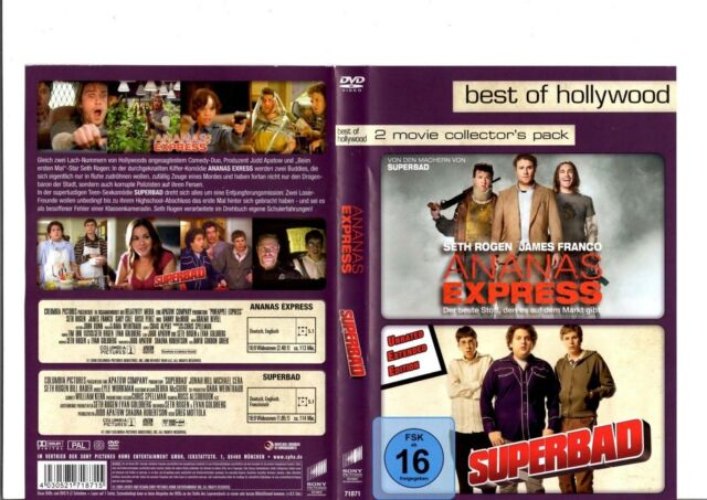 Best of Hollywood: Ananas Express / Superbad (2009) DVD 22671