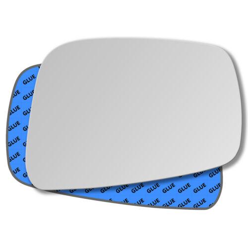 Rechts Beifahrerseite Spiegelglas Außenspiegel für Nissan Pathfinder 2005-2009