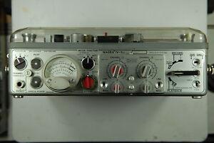 Nagra-Kudelski-Model-IV-SJ-Serial-No-8524