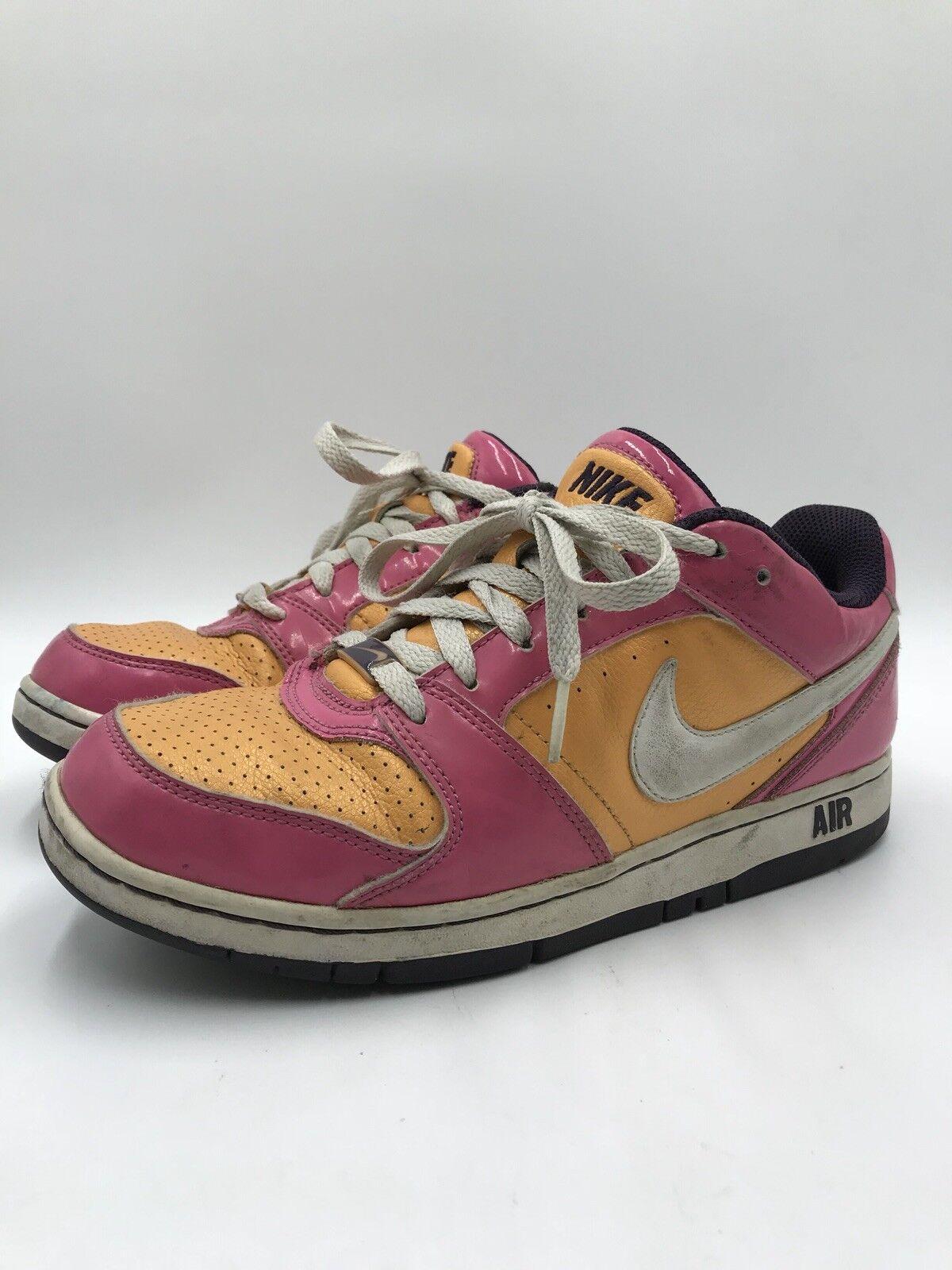 Uomini piu 'basso premio nike rosa e 313170-811 scarpe arancioni 313170-811 e misura 7,5 021049