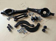 Per Mazda 3 BK BL 5 CR19 Posteriore Superiore Inferiore Trailing Bracci Bulloni Dadi collegamenti cespugli