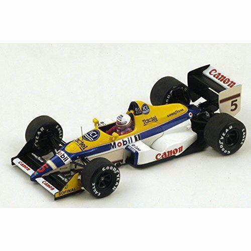 Williams Fw12 M.Brundle 1988 th Belgium Gp 1 43 Model S4027 SPARK MODEL