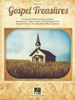Gospel Treasures Sheet Music Organ 000144550
