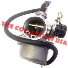 CARBURETOR PZ19 RIGHT MANUAL CHOKE + 35MM AIR FILTER ISOLATER FO FUEL FILTER