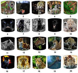 Jaguar-Lampshades-Ideal-To-Match-Jaguar-Cushions-Jaguar-Wallpaper-amp-Jaguar-Duvet