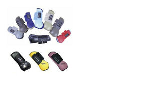 HKM-Tendon-amp-Fetlock-Boots-Shock-Absorb-Softopren-All-Colours-Size-FREE-DELIVERY