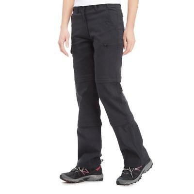 New Peter Storm Women's Stretch Double Zip Off Trousers