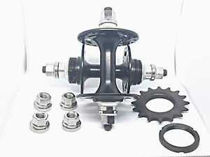 BMX RACING Sealed Bearing bicycle track hub 32h Fixed flip flop fixie road
