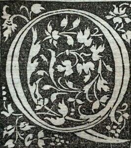 1498-FRAGMENT-of-7-LEAVES-from-COMMENTARIA-IN-BIBLIAM-ORIGINAL-Incunabula