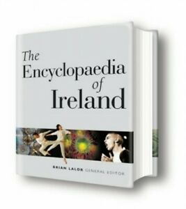 The-Encyclopaedia-of-Ireland-Hardback-Book-The-Cheap-Fast-Free-Post