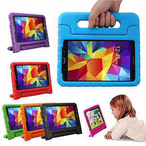 Kids Handle Stand Shockproof Safe EVA Case For Samsung Galaxy Tab A 7/8/9.7/10.1
