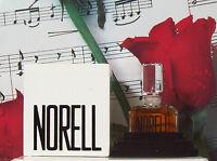 Norell Perfume Splash 0.25 Oz. Vintage
