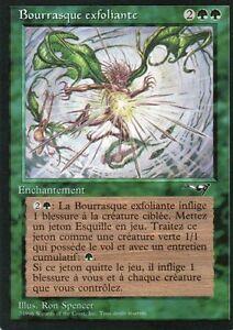MTG-Magic-Alliances-Bourrasque-exfoliante-Rare-VF