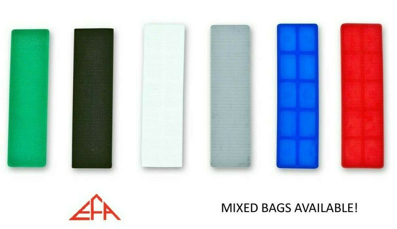 28mm Window Glazing Glass Packers - Flooring / Floor Spacers - Various Sizes