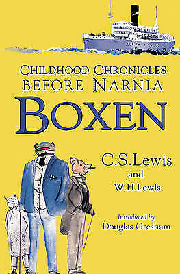 Boxen: Childhood Chronicles Before Narnia by C. S. Lewis (Paperback, 2010)