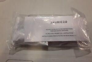 Keurig K2.0 Water Filter Starter Kit, Clear for k200 series