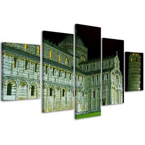 Imagen-Moderno-200-X-90cm-Impresiones-en-Lona-XXL-Pisa-Muebles-Hotel-Casa-112