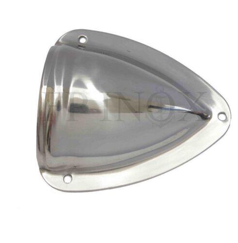 Aérateur Prise d/'air NON POLI Miroir Passe cable 95x87mm inox A2