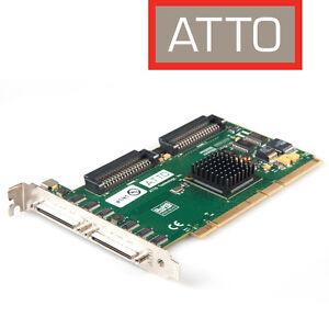 ATTO-ExpressPCI-UL4D-Ultra320-ADS-SCSI-Host-Adapter-fuer-Mac-u-a