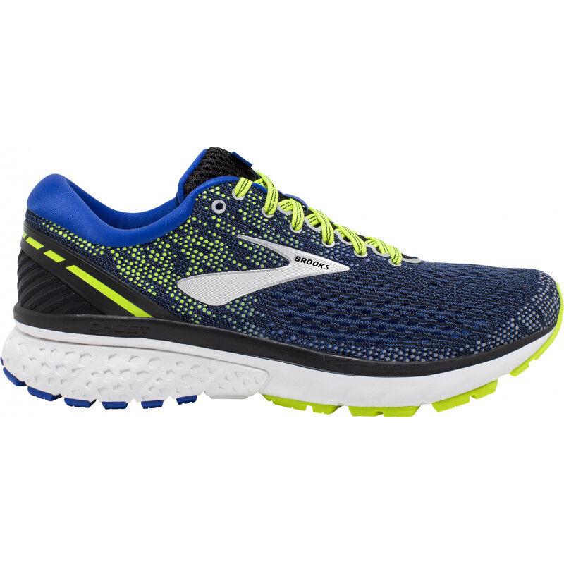 Mens Brooks Ghost 11 Mens Running schuhe - Blau