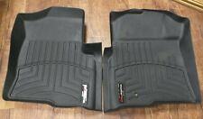 WeatherTech  441791  Custom Fit Front FloorLiner for Ford F-150 Black