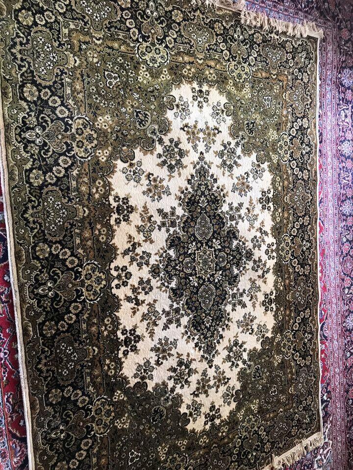 Andre samleobjekter, Belgisk tæppe af rigtig fin kvalitet