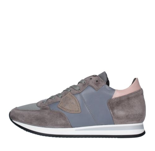 AMH040/_PHIL Scarpe Sneakers PHILIPPE MODEL  donna Grigio