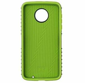 best cheap fb3df c4534 Under Armour UA Protect Grip Case for Moto Z2 Force Edition Grey Lime