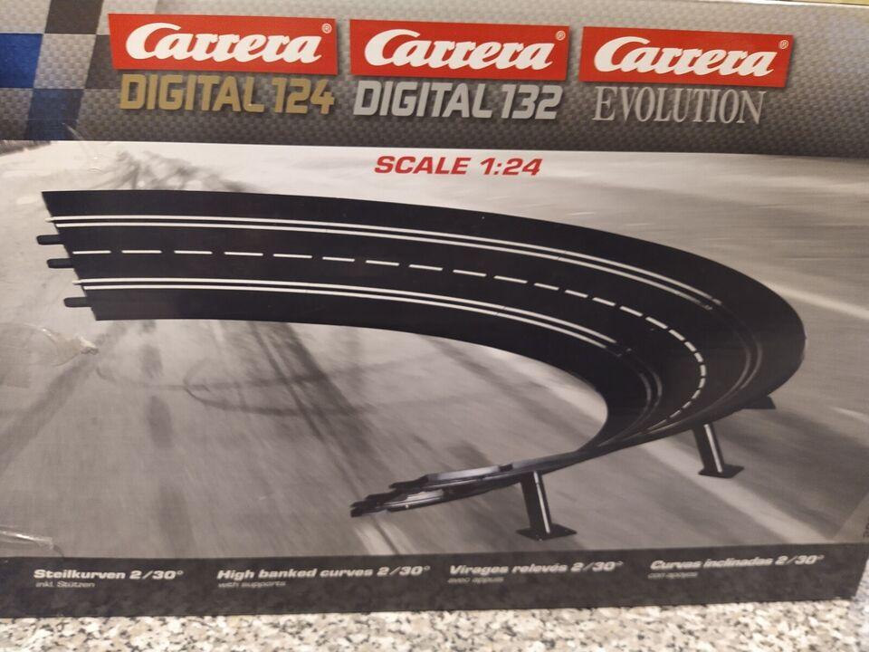 Racerbane, Tilbehør, Carrera 124 132