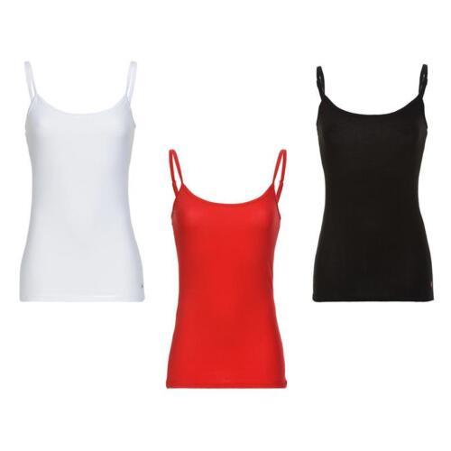 Bruno Banani Trägershirt Hemdchen Smoothly Cotton Farbwahl XS-XL 3305-1346 NEU