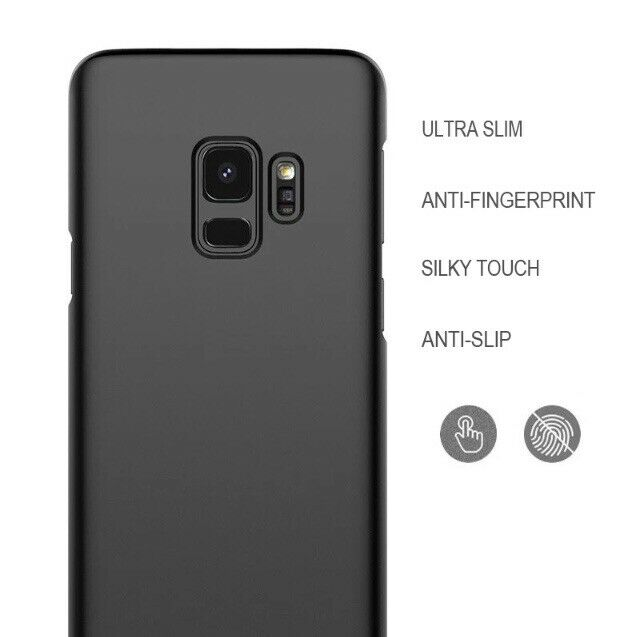 BENNALD Case for Oneplus 8 Case Black Thin Ultra-Slim Fit Matte Finish Flexible TPU Phone Case Cover Compatible for Oneplus 8