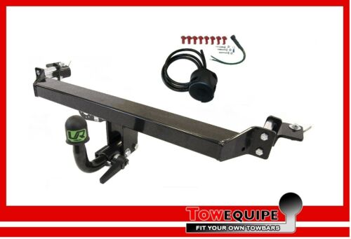 Detachable Towbar For Volkswagen FOX + 7 Pin Electrics 2005 On 43057/C_A1