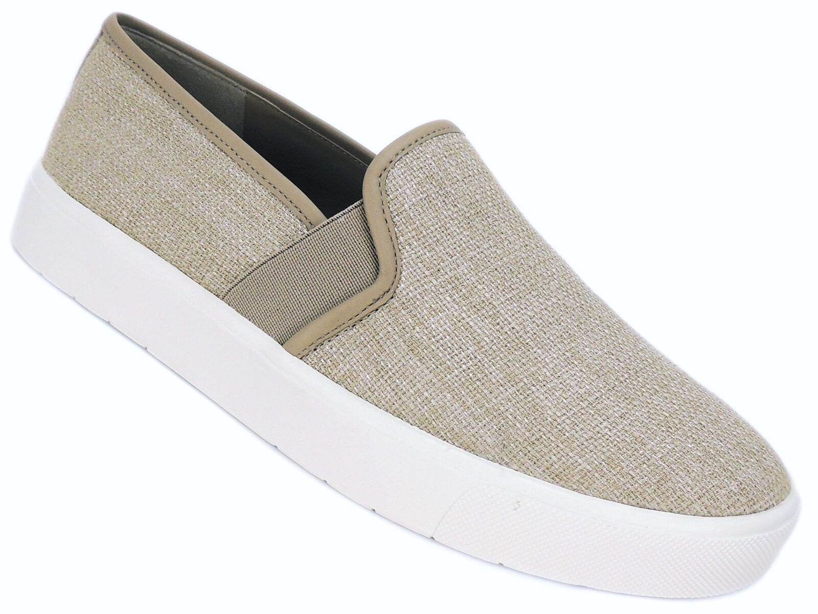 Vince Women's Blair-5 Straw Loafers Fabric Size 5.5 M