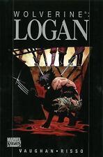 Wolverine: Logan by Brian K Vaughan