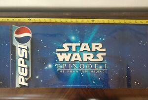 """Star Wars Episode I Phantom Menace Jar Jar Binks 36x24/"""" Poster 1999 p291"""
