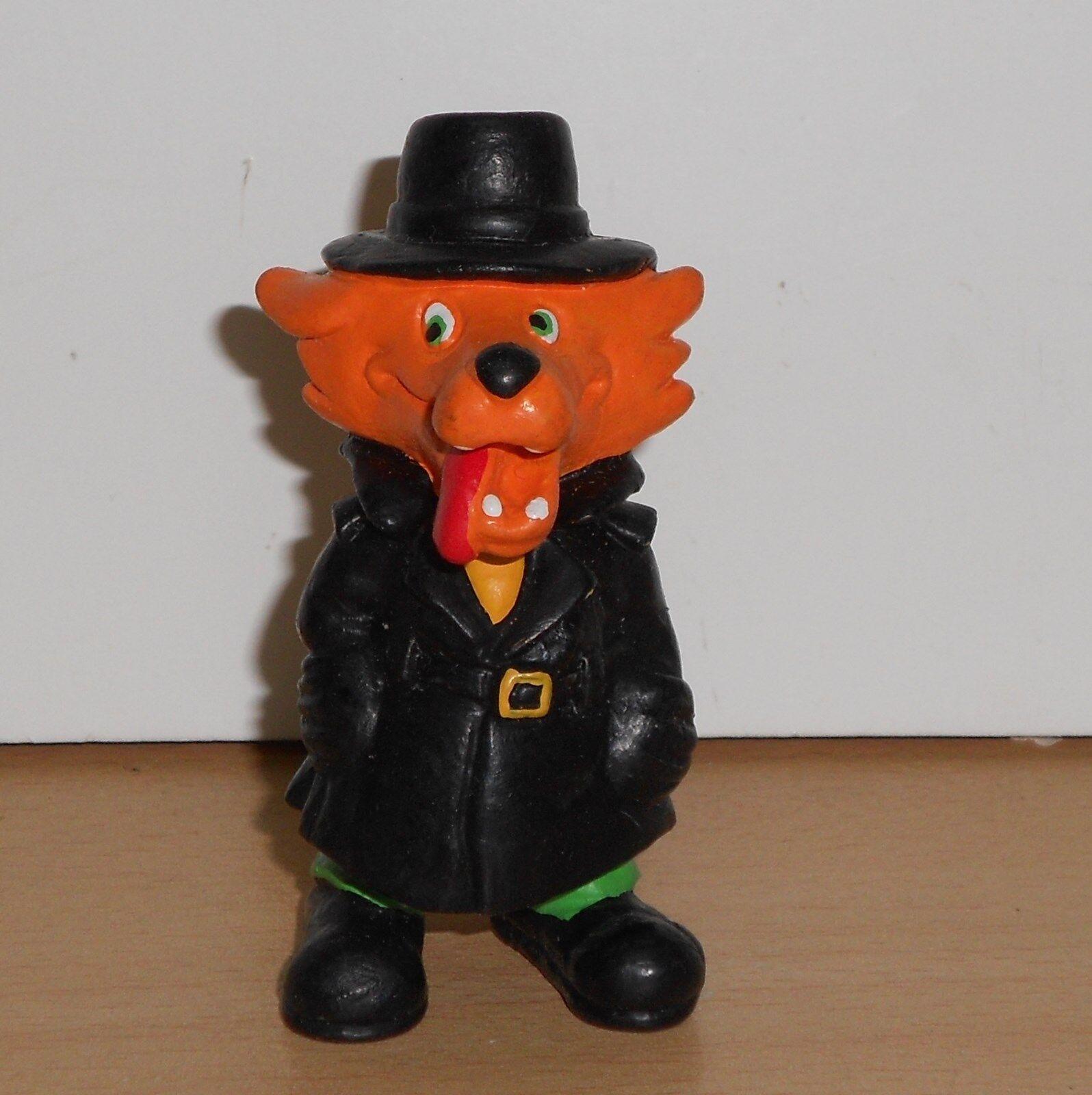 Mascot RTC TV Show 123 OURA HOTEL Figure Figurine Wolf detective - MAIA BORGES