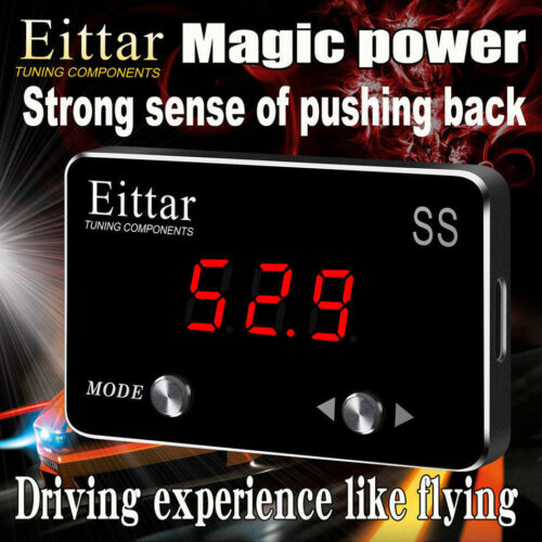 Car SS Style Electronic throttle controller ESTIMA 2006.1 Accelerator Speed up