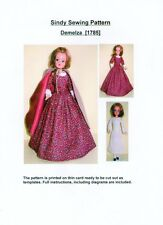 """Sindy Sewing Pattern for """"Demelza"""" [1785]"""