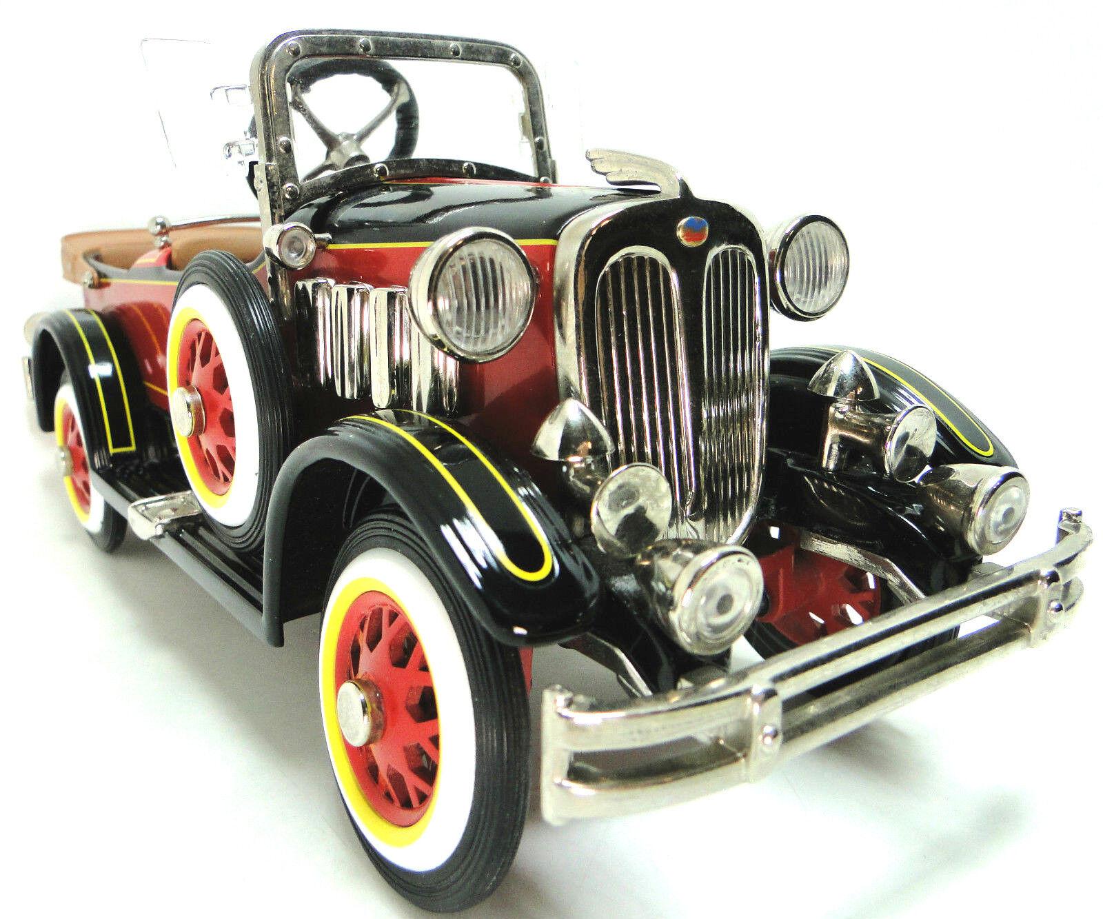 Ford T 1 Pedal Car Vintage 1920 Antique Metal Collector 24 READ FULL DESCRIPTION