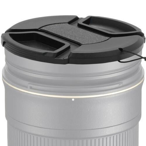 Ø 37mm Snap On Objektivdeckel Befestigungs Objektivschutz Kappe Deckel