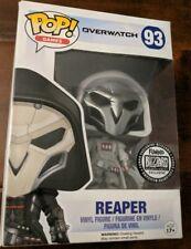 Overwatch Reaper White Exclusive Funko Pop