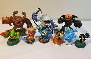 Skylanders-Imaginators-Lot-of-9-Figures-Spyro-039-s-Adventure-Giants
