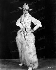 8x10-Print-Mary-Brian-Wild-West-Theme-by-Eugene-Robert-Richee-MB1