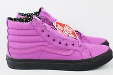 2a3b2dc317f item 2 Vans SK8 Hi Slim Pop Dots Mens Size 7.5 Black Purple Orchid Womens  Size 9 Shoes -Vans SK8 Hi Slim Pop Dots Mens Size 7.5 Black Purple Orchid  Womens ...