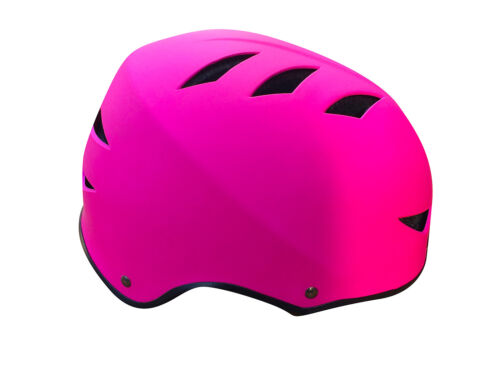 HardnutZ Kids Bike Helmet BMX Skateboard Scooter Cycle New Pink RRP £29.99